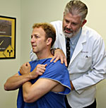 Pain Relief and Management through Chiropractic Care